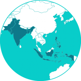 Our Work in Asia